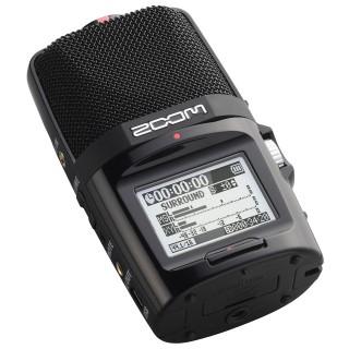 zoom h2next grabadora mano